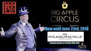 The Big Apple Circus is in Philly!