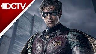 #DCTV: Titans + Gotham Season 4