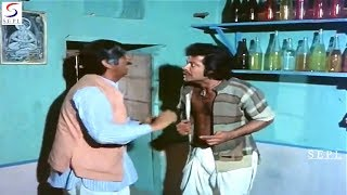 Johnny Walker And Jagdeep   Very Funny Scene   Pratiggya