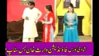 Nasir Chinyoti best comedy stage drama