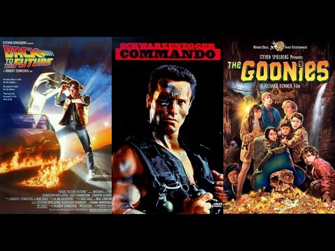 Top 10 Most Memorable Movies of 1985
