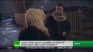 Leeds residents react to 'legalised red-light district' FULL