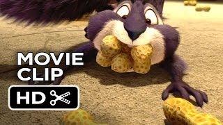 The Nut Job Movie CLIP - Lost City Of Nutlantis (2014) - Will Arnett Animated Movie HD