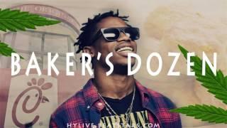 Travis Scott x Wiz Khalifa Type Beat | Baker's Dozen