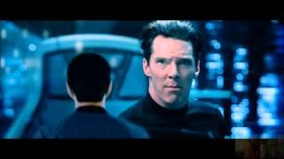 Star Trek Into Darkness - Khan Takes Over Vengeance / Khan vs Spock Battle of Wits