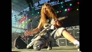 Sepultura - Desperate Cry (Live HD  Finland 91 )