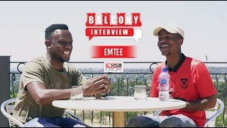 #BalconyInterview (1/3): Emtee Breaks Down #DIY2 Lyrics, Talks Being Trolled & How ATM Formed