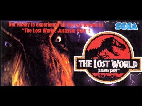 【完全版】The Lost World Jurassic Park SEGA