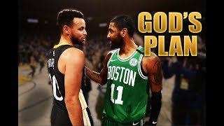 """God's Plan"" (Drake) - Steph Curry & Kyrie Irving 2018 Mix ᴴᴰ"