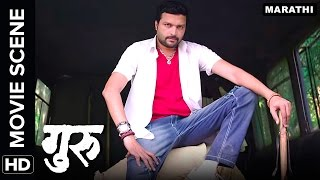 Ankush Chaudhari The Action Hero | Guru