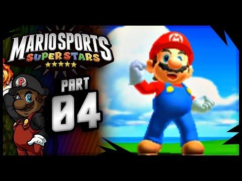 Mario Sports Superstars - Golf Gameplay |