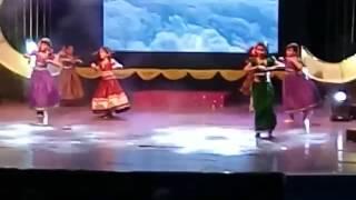 My daughter devika dance from rakhumai