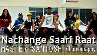 Nachange Saari Raat | Junooniyat | Meet Bros Anjjan, Yami Gautam | by Master Santosh @ Vietnam