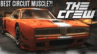 The Crew | BEST CIRCUIT MUSCLE CAR - 1969 Dodge Charger R/T Hemi Customization!