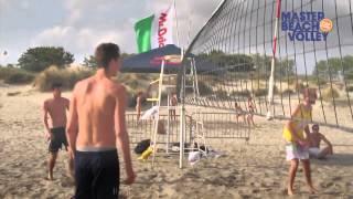MASTER BEACH VOLLEY - CAP D'AGDE - Jour 1