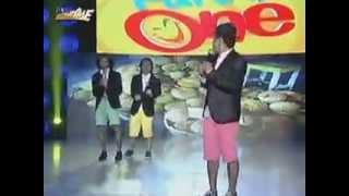 Nae Nae dance pinakita ng No Direction sa Showtime