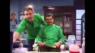 Mr  Bean   Episode 14   Hair by Mr  Bean of London   Part 1 5