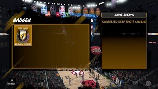 NBA 2K18 how to get Deep Range Dead Eye💥🔫😈(THE BEST WAY)