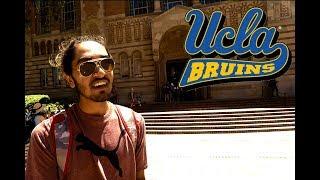 UCLA tour   Nand Javia