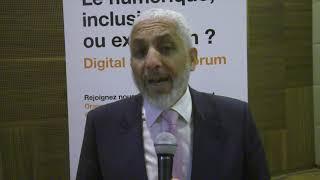 Orange Digital Society Forum : Interview avec Jamal Belahrach, CEO, DEO Conseil International