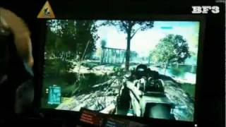 Battlefield 3 E3 Moments 2011 5 min. PC Beta Multiplayer Game Montage, Dice Boom