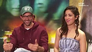 Hrithik Roshan & Yami Gautam Exclusive Interview For Kaabil 2017