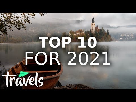 Top 10 Places to Travel in 2021 MojoTravels