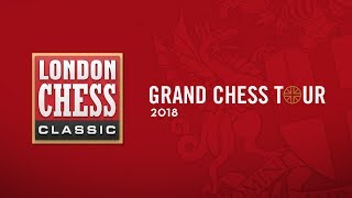 2018 Grand Chess Tour Finals: Day 3