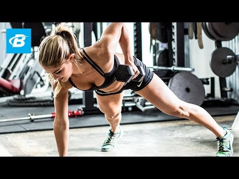 Fast & Dirty Circuit Workout Alex Silver Fagan