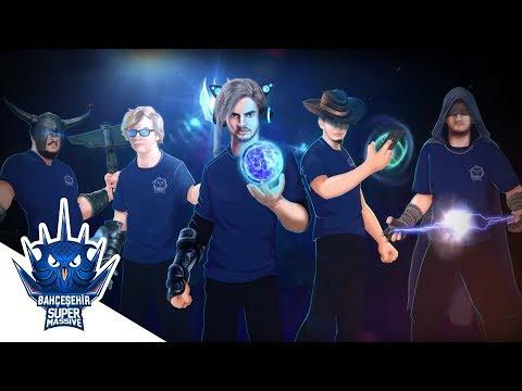 SuperMassive eSports 2017 Tanıtım Filmi