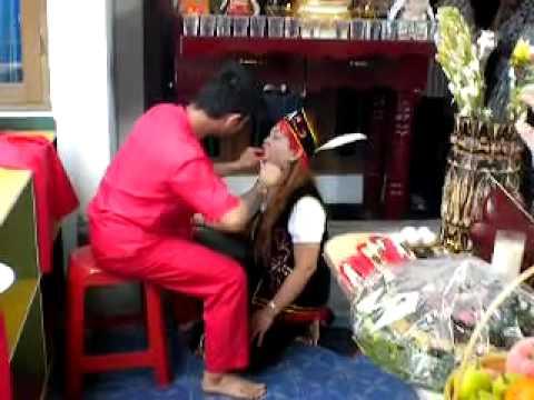Ritual Dayak