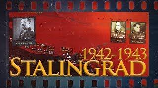 Battle of Stalingrad 1942-1943 - World War II DOCUMENTARY