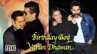 Celebs LOVE for Birthday Boy Varun Dhawan