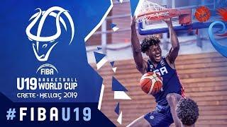 Lithuania v USA - Highlights - FIBA U19 Basketball World Cup 2019