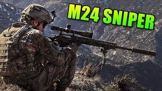 M24 Is The Best Sniper | Battlegrounds PUBG