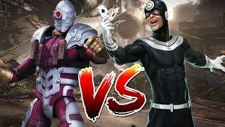 Bullseye VS Deadshot | Who Wins?