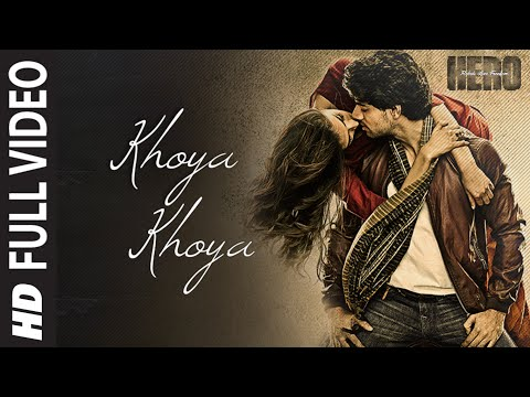 Xxx Mp4 39 Khoya Khoya 39 FULL VIDEO Song Sooraj Pancholi Athiya Shetty Hero T Series 3gp Sex