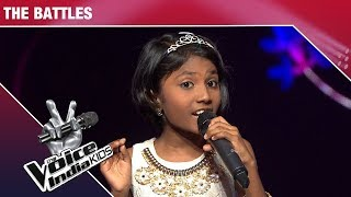 Arya Nanda, Ishaan and Tanishka Performs on Piya Baawri | The Voice India Kids | Episode 10
