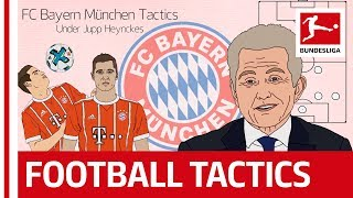The Secret Behind the Success of Bayern München - Powered by Tifo Football
