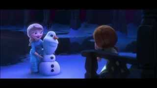 Disney Frozen - The Fray: Run for your life