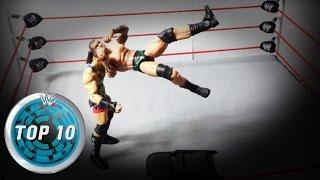 Randy Orton RKO's: WWE Top 10