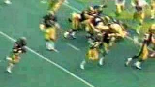 Notre Dame vs. #1 Pittsburgh - 1982