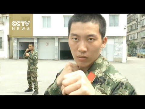 watch China's Army Day: Watch daily life of Chinese soldiers on Sino-DPRK border