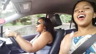Zeepaw and  mommy - Thina Sizwe