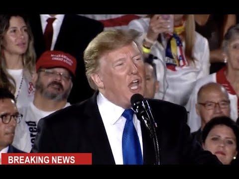 Xxx Mp4 URGENT 🔴 President Trump EXPLOSIVE Speech To Venezuelan American Community At Rally In Florida 3gp Sex