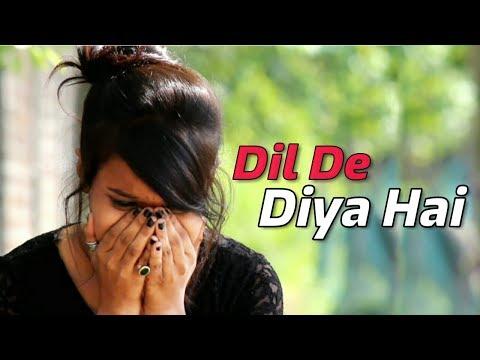 Xxx Mp4 ❤ Dil De Diya Hai 😍 Rahul Jain Jaan Tumhe Denge Heart Touching Video 😢 Unplugged 3gp Sex