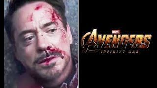 AVENGERS INFINITY WAR -Official Trailer -2 Launched by Marvals