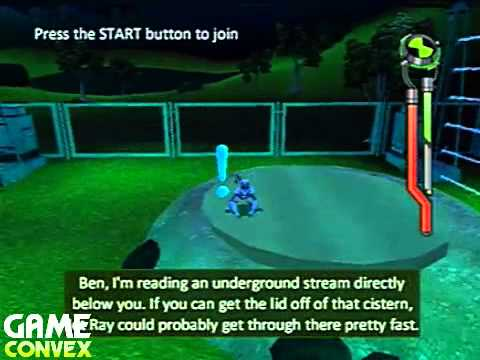 Ben 10 Alien Force PS2 6 Rural Rumble