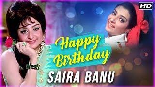 Happy Birthday Saira Banu   Best Scenes Of Saira Banu   Padosan Hindi Movie