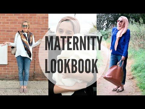PREGNANCY LOOKBOOK | WEEKS 35 to 40